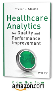 Healthcare Analytics Book - Order Now!