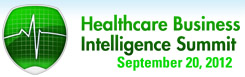 Healthcare BI Summit 2012 Logo